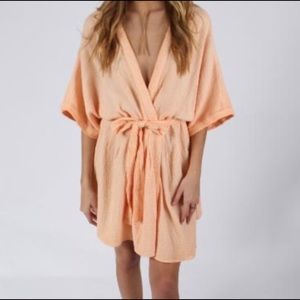 Ripple Mini Dress by Free People